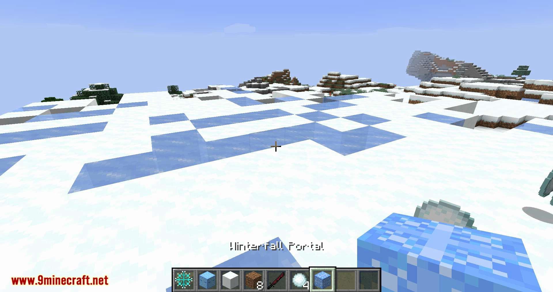 Fimbulwinter mod for minecraft 07