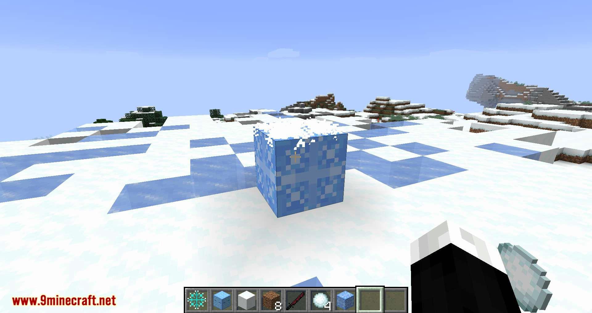 Fimbulwinter mod for minecraft 08