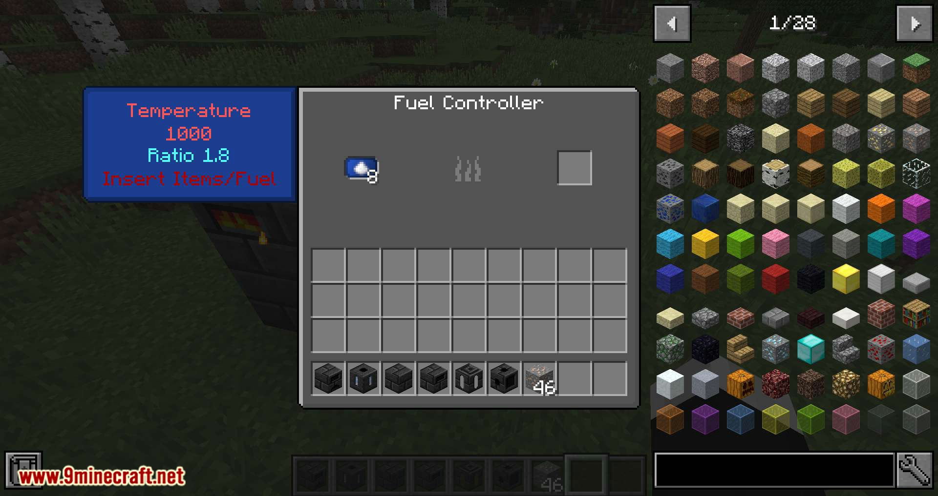 MCT Smeltery IO mod for minecraft 07