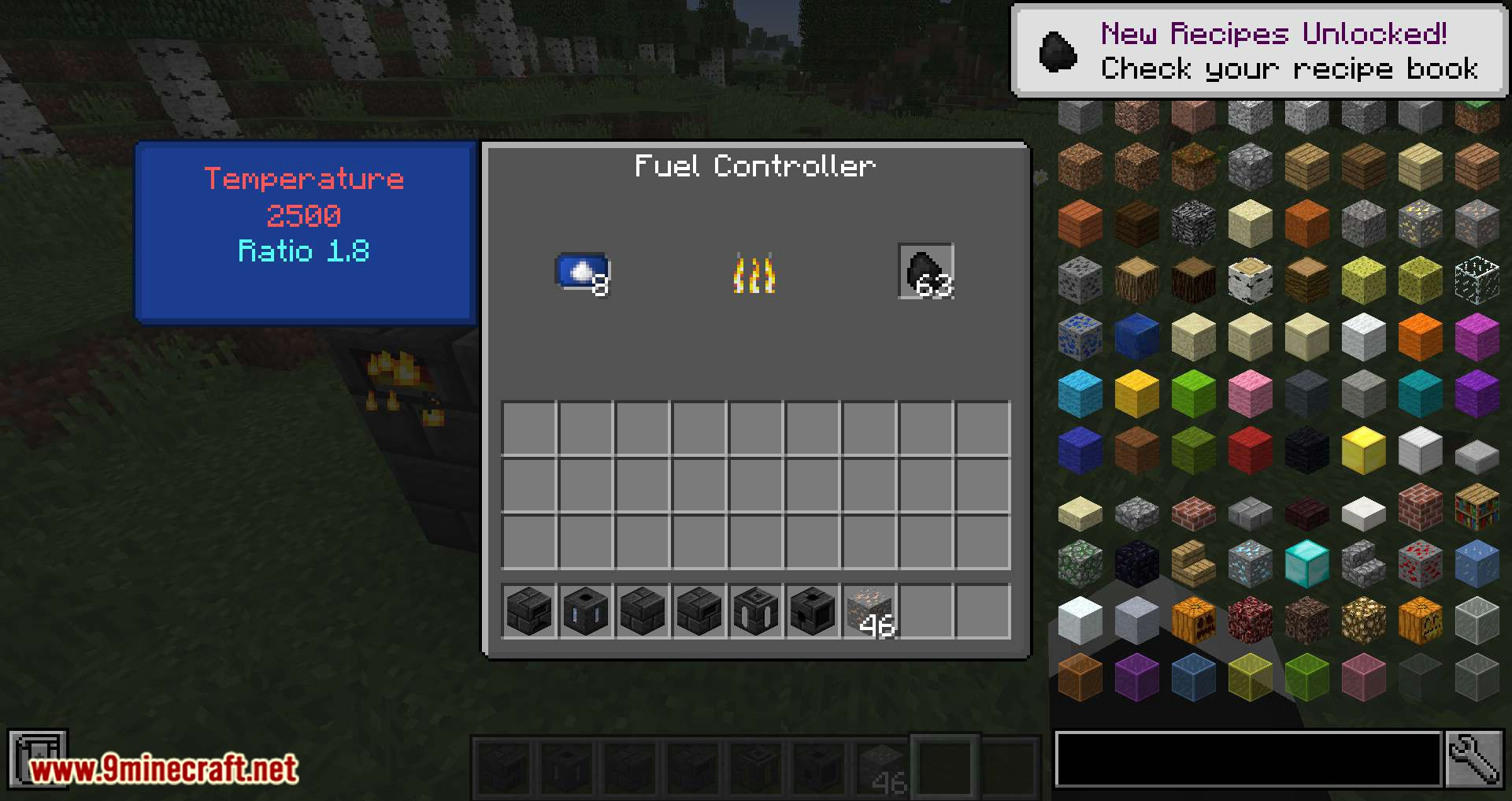 MCT Smeltery IO mod for minecraft 08