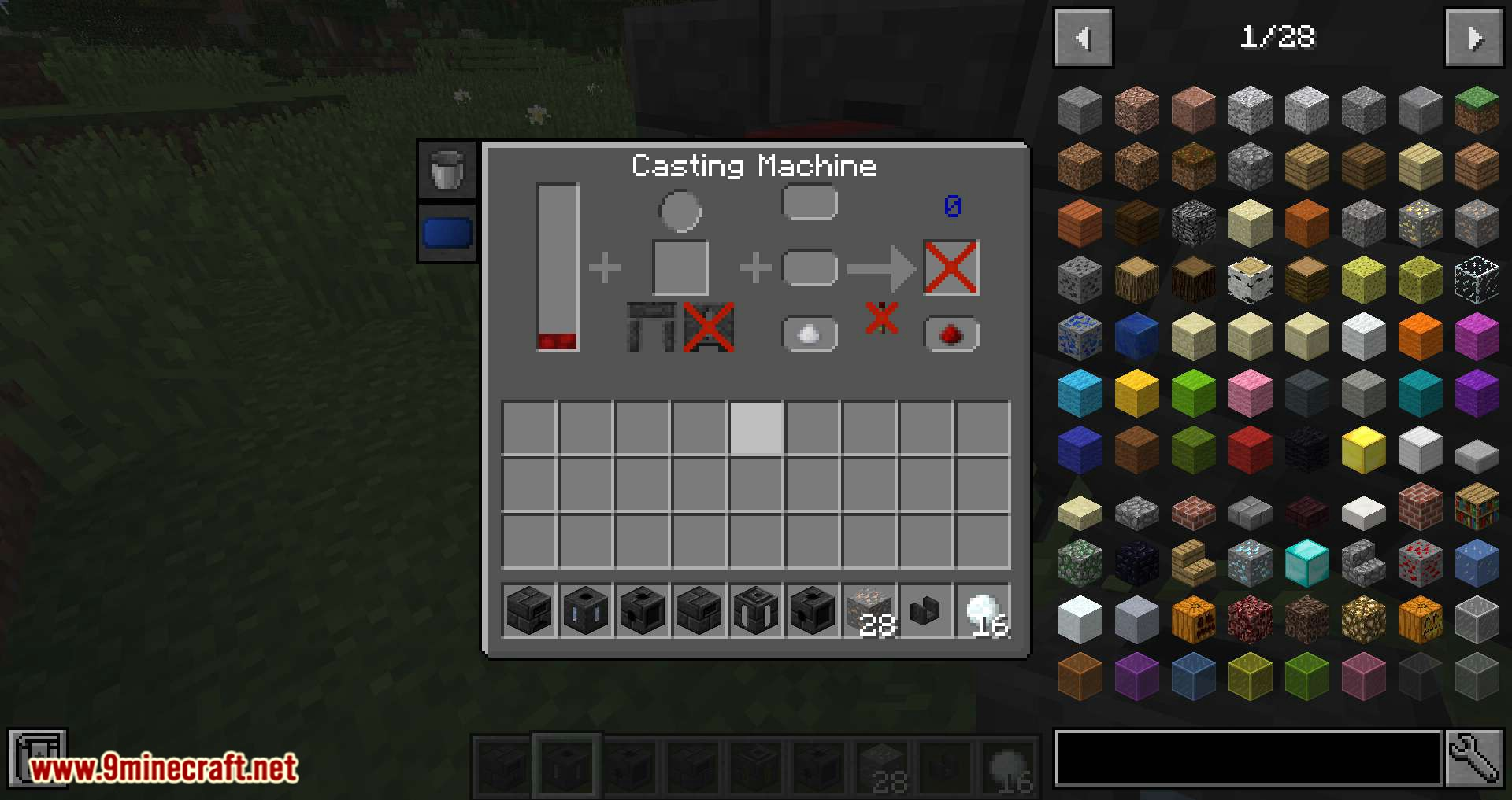 MCT Smeltery IO mod for minecraft 11