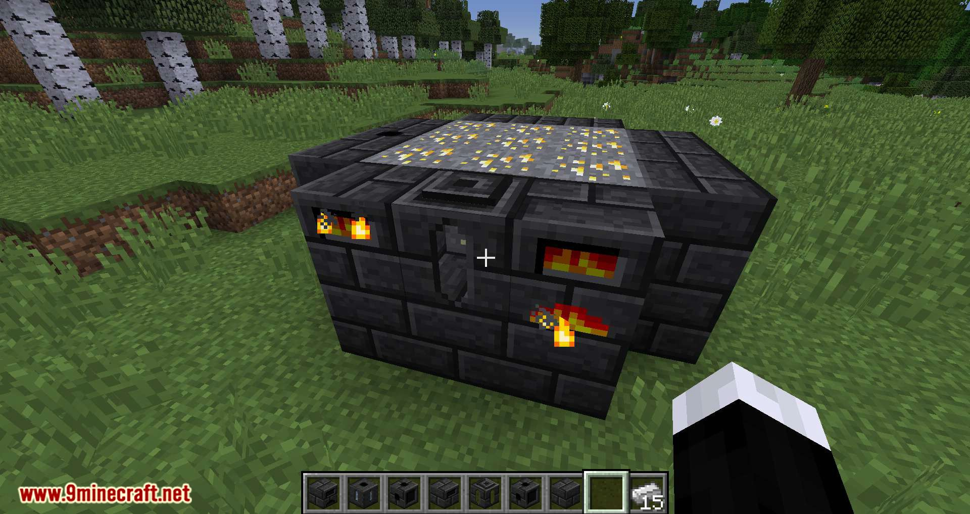 MCT Smeltery IO mod for minecraft 14