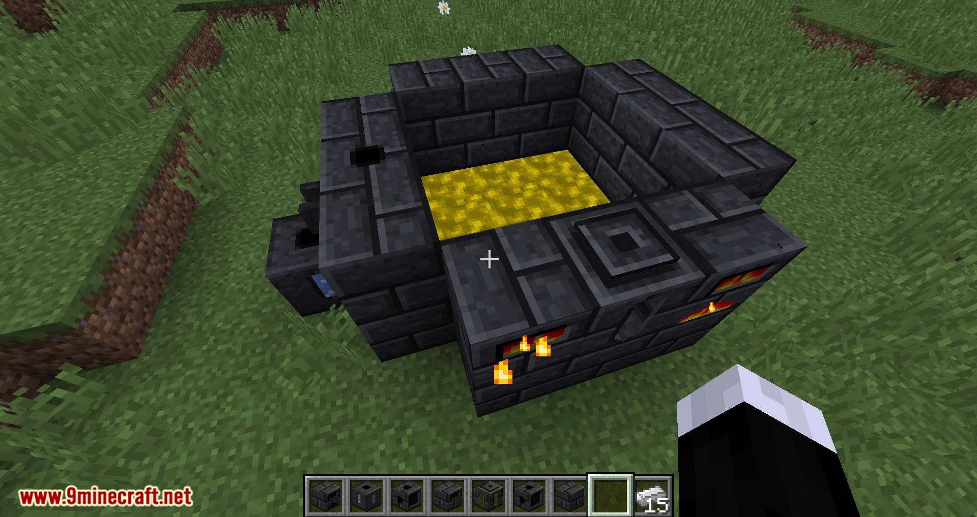 MCT Smeltery IO mod for minecraft 15