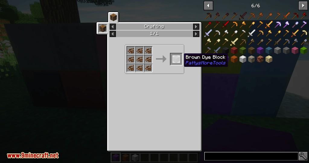 PattysMoreTools 2 mod for minecraft 06