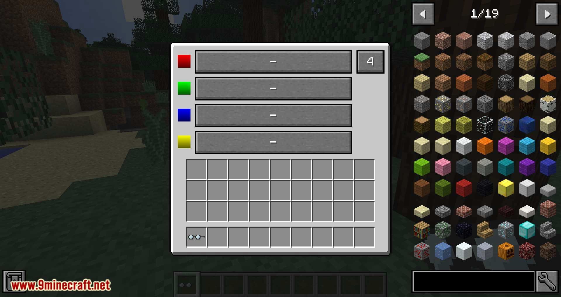 Pipe Goggles mod for minecraft 02