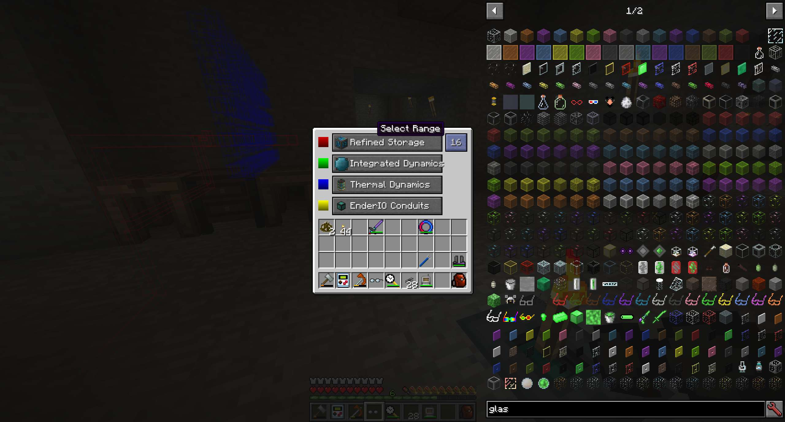 Pipe Goggles mod for minecraft 23