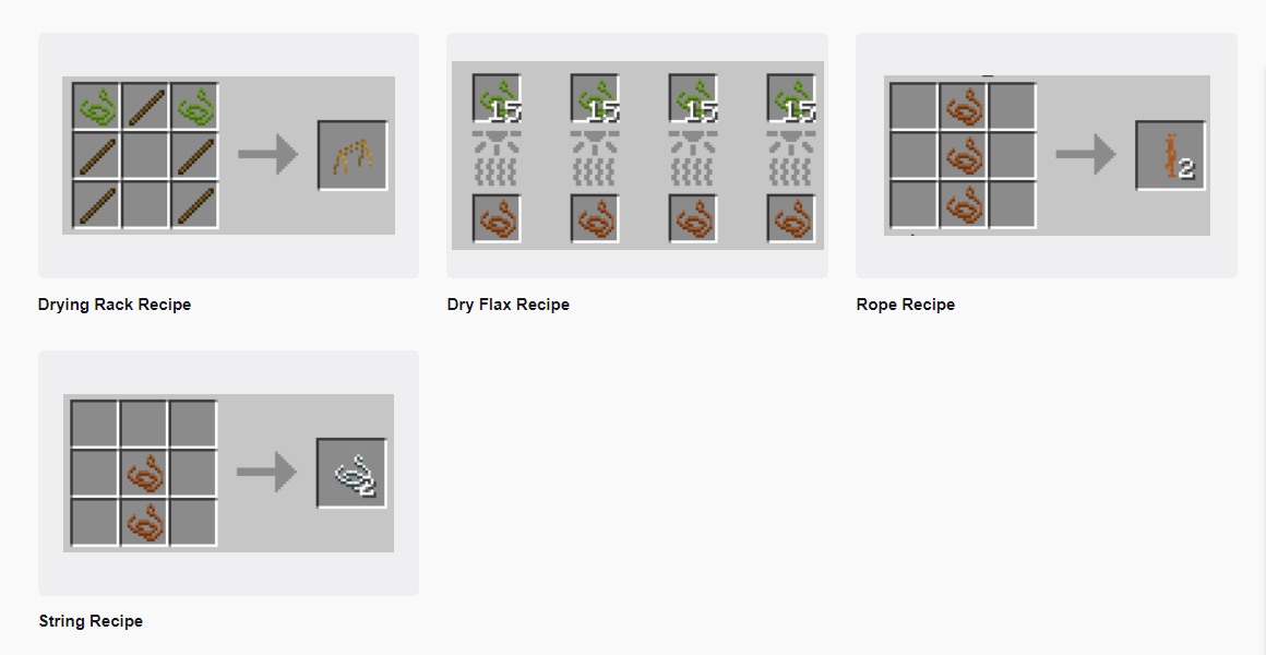 Ropes Mod for minecraft 21