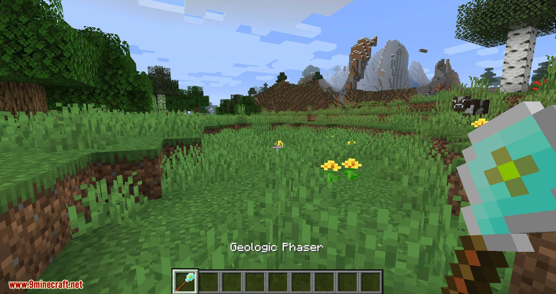 Vimion Mod for minecraft 01