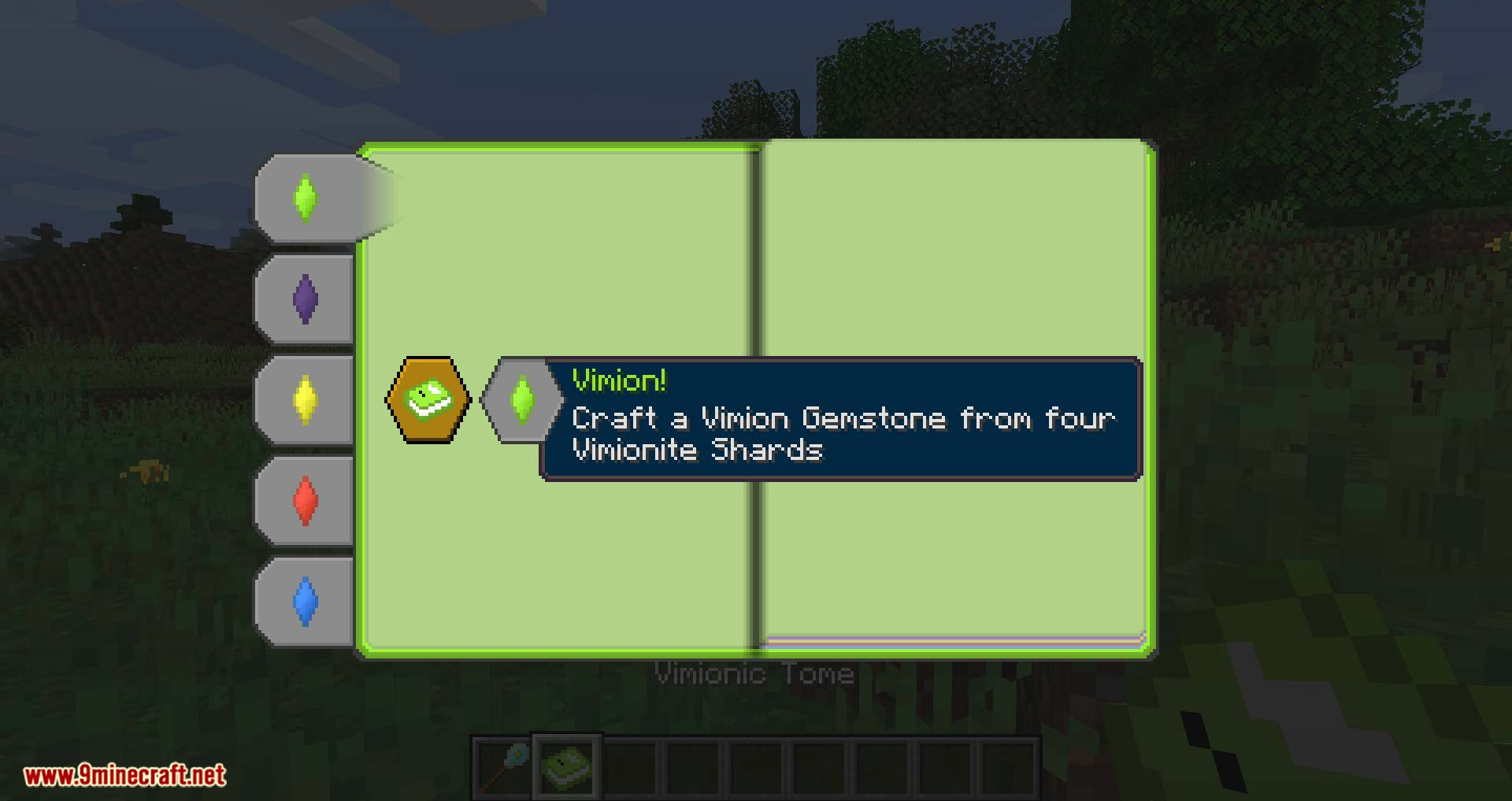 Vimion Mod for minecraft 04