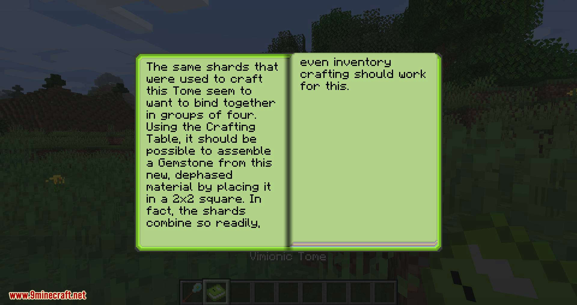 Vimion Mod for minecraft 05