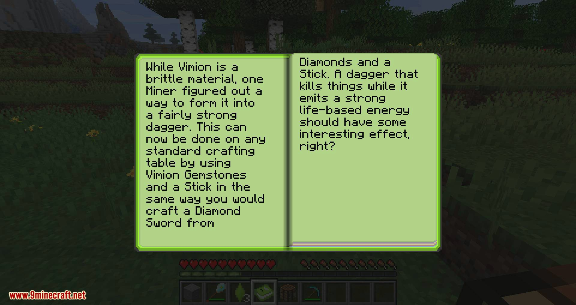 Vimion Mod for minecraft 11